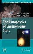 The Astrophysics of Emission-Line Stars (eBook, PDF) - Kogure, Tomokazu; Leung, Kam-Ching