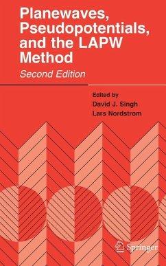Planewaves, Pseudopotentials, and the LAPW Method (eBook, PDF) - Singh, David J.; Nordstrom, Lars
