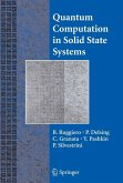 Quantum Computing in Solid State Systems (eBook, PDF)
