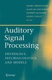 Auditory Signal Processing (eBook, PDF)