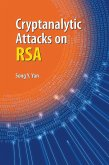 Cryptanalytic Attacks on RSA (eBook, PDF)