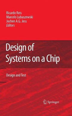Design of Systems on a Chip: Design and Test (eBook, PDF)
