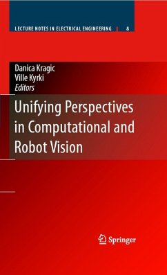 Unifying Perspectives in Computational and Robot Vision (eBook, PDF)