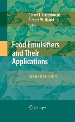 Food Emulsifiers and Their Applications (eBook, PDF)