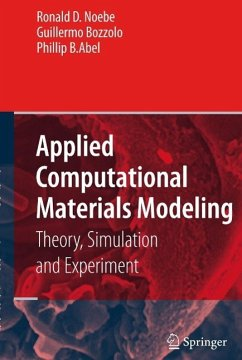 Applied Computational Materials Modeling (eBook, PDF)