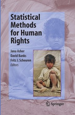 Statistical Methods for Human Rights (eBook, PDF)