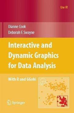 Interactive and Dynamic Graphics for Data Analysis (eBook, PDF) - Swayne, Deborah F.; Cook, Dianne