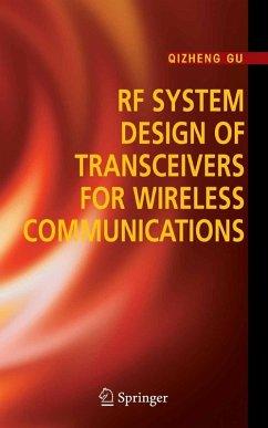 RF System Design of Transceivers for Wireless Communications (eBook, PDF) - Gu, Qizheng
