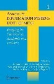 Advances in Information Systems Development: (eBook, PDF)