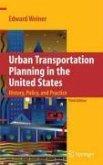 Urban Transportation Planning in the United States (eBook, PDF)