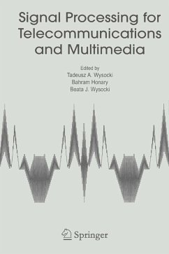 Signal Processing for Telecommunications and Multimedia (eBook, PDF)