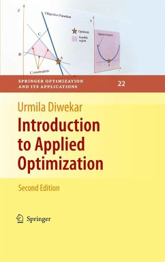 Introduction to Applied Optimization (eBook, PDF) - Diwekar, Urmila