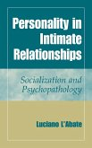 Personality in Intimate Relationships (eBook, PDF)