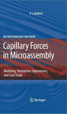 Capillary Forces in Microassembly (eBook, PDF) - Lambert, Pierre
