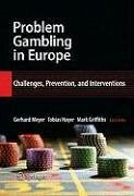 Problem Gambling in Europe (eBook, PDF)