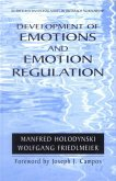 Development of Emotions and Their Regulation (eBook, PDF)