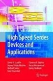 High Speed Serdes Devices and Applications (eBook, PDF)
