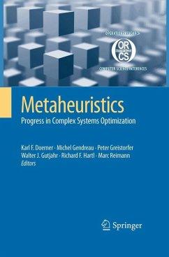 Metaheuristics (eBook, PDF)