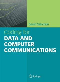 Coding for Data and Computer Communications (eBook, PDF) - Salomon, David