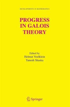 Progress in Galois Theory (eBook, PDF)