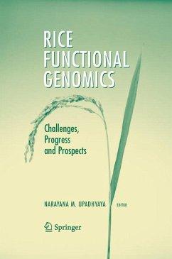 Rice Functional Genomics (eBook, PDF) - Upadhyaya, Narayana M.