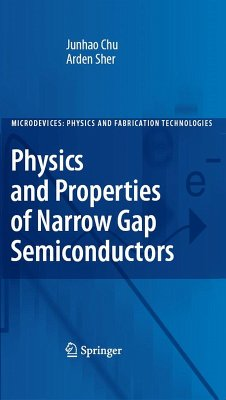 Physics and Properties of Narrow Gap Semiconductors (eBook, PDF) - Sher, Arden; Chu, Junhao