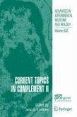 Current Topics in Complement II (eBook, PDF)