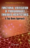 Functional Verification of Programmable Embedded Architectures (eBook, PDF)