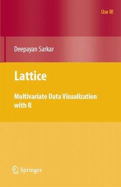 Lattice (eBook, PDF) - Sarkar, Deepayan