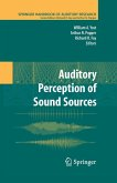 Auditory Perception of Sound Sources (eBook, PDF)