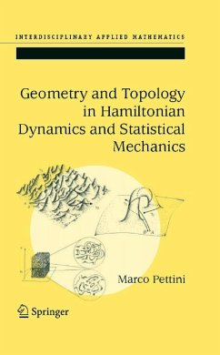 Geometry and Topology in Hamiltonian Dynamics and Statistical Mechanics (eBook, PDF) - Pettini, Marco
