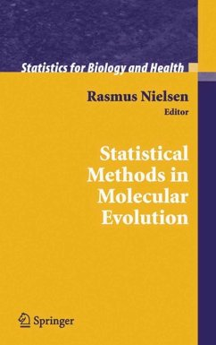Statistical Methods in Molecular Evolution (eBook, PDF) - Nielsen, Rasmus