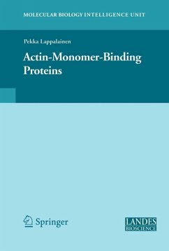 Actin-Monomer-Binding Proteins (eBook, PDF)