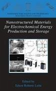 Nanostructured Materials for Electrochemical Energy Production and Storage (eBook, PDF)