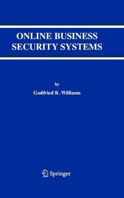 Online Business Security Systems (eBook, PDF) - Williams, Godfried B.