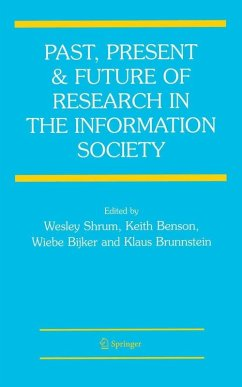 Past, Present and Future of Research in the Information Society (eBook, PDF)