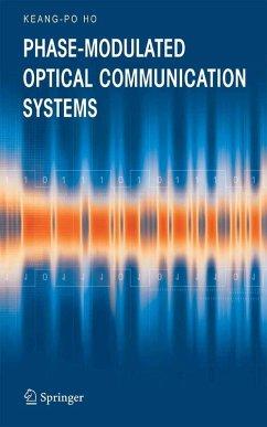 Phase-Modulated Optical Communication Systems (eBook, PDF) - Ho, Keang-Po