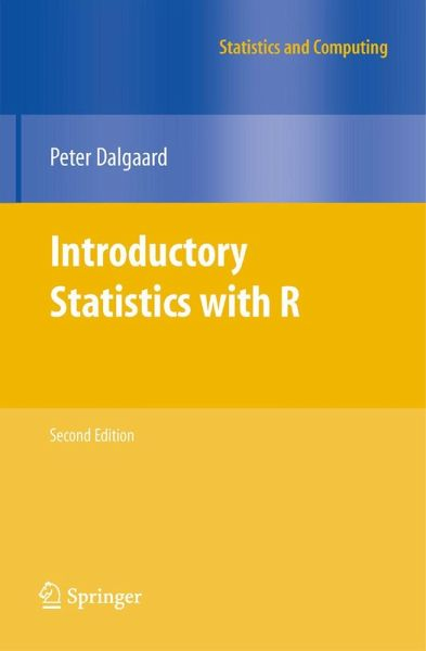 Introductory Statistics with R (eBook, PDF)