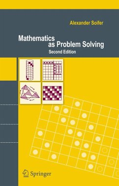 Mathematics as Problem Solving (eBook, PDF) - Soifer, Alexander