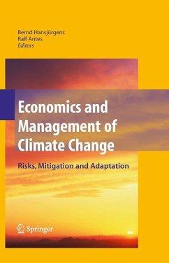 Economics and Management of Climate Change (eBook, PDF)