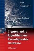 Cryptographic Algorithms on Reconfigurable Hardware (eBook, PDF)