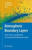 Atmospheric Boundary Layers (eBook, PDF)