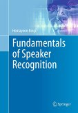 Fundamentals of Speaker Recognition (eBook, PDF)