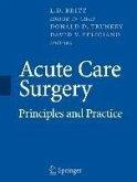 Acute Care Surgery (eBook, PDF)