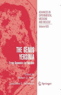 The Genus Yersinia (eBook, PDF)