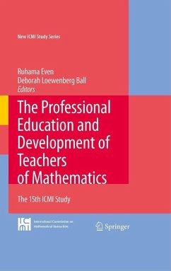 The Professional Education and Development of Teachers of Mathematics (eBook, PDF)