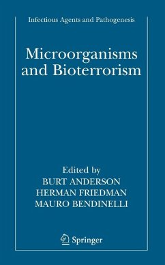 Microorganisms and Bioterrorism (eBook, PDF)