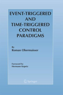 Event-Triggered and Time-Triggered Control Paradigms (eBook, PDF) - Obermaisser, Roman