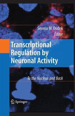 Transcriptional Regulation by Neuronal Activity (eBook, PDF)