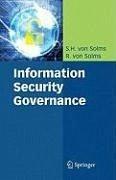 Information Security Governance (eBook, PDF) - Solms, Rossouw; Solms, S. H.
